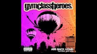Ass Back Home - Gym Class Heroes (Feat. Neon Hitch) (Instrumental with Hook)