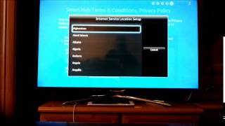 Repeat youtube video Samsung Smart Hub Hack to acces all features.