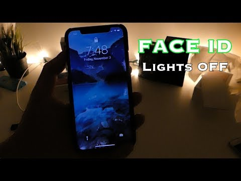 iPhone X Face ID in the Dark - How Does it Perform?