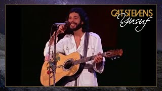 Yusuf / Cat Stevens - Peace Train (live, Majikat - Earth Tour 1976)