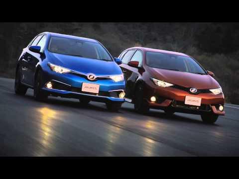 Toyota、オーリスをマイナーチェンジ トヨタグローバルニュースルーム