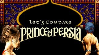 Let's Compare ( Prince of Persia )