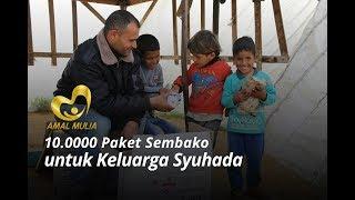 Video Bantuan Paket Sembako untuk Keluarga di Gaza - Amal Mulia download MP3, 3GP, MP4, WEBM, AVI, FLV Agustus 2018