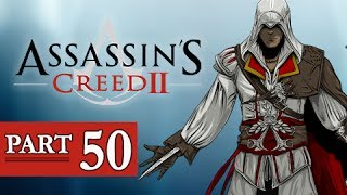 Assassin's Creed 2 Walkthrough Part 50 - Spaniard Returns (ac2 Let's Play Gameplay)