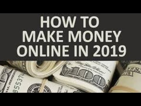 HOW TO MAKE MONEY ONLINE - Live Training (please share)