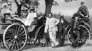 Karl Benz - the father of the car