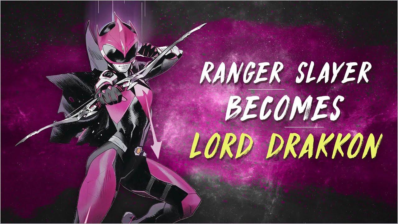 The Ranger Slayer Becomes Lord Drakkon