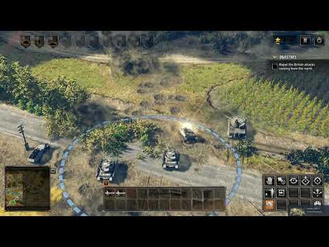 Sudden Strike 4 - Panzershreck |