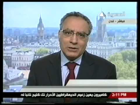 Egyptian TV Conservative Coalition Government British General Election 2010