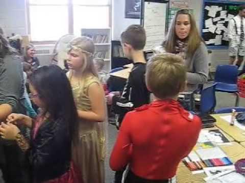 marshall elementary school halloween party