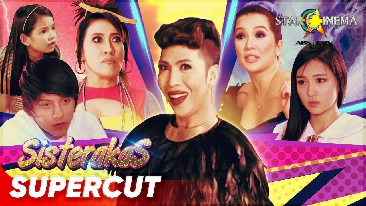 Download Sisterakas | Vice Ganda, Kris Aquino, AiAi delas Alas, Kathryn Bernardo, Daniel Padilla | Supercut