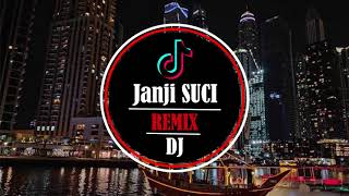 Download DJ JANJI SUCI Terbaru 2020 || FULL BASS REMIX