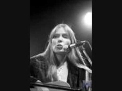 Joni Mitchell Live at the Wembley Arena song for sharon