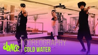 Cold Water - Major Lazer ft. Justin Bieber - Coreografía - FitDance Life