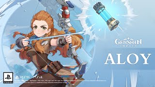 """Collected Miscellany - """"Aloy: Mystical Glow of Frost"""""""
