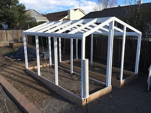 How to Build a Greenhouse to Withstand Anything