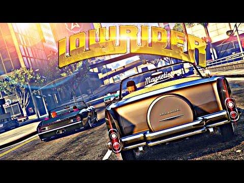 GTA V Lowrider Car Show | Lowrider Club Association | Hosted by GoodFellazCC