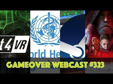 GameOver Webcast #323