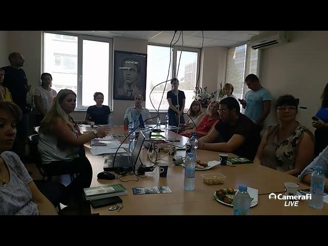 """Проект """"Европа в София/София в Европа"""