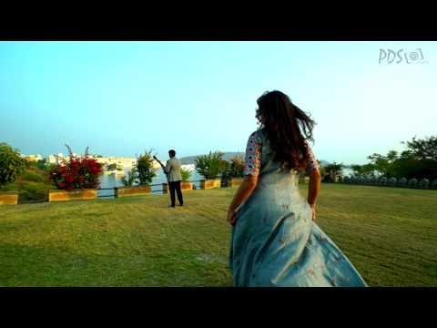 Best Pre-Wedding Shoot in Udaipur- Mehul & Priyanka by PDS Click's