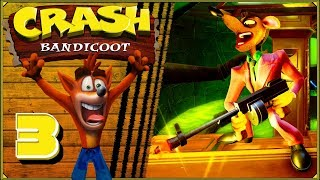 Crash Bandicoot #3 - Mysia gangsterka
