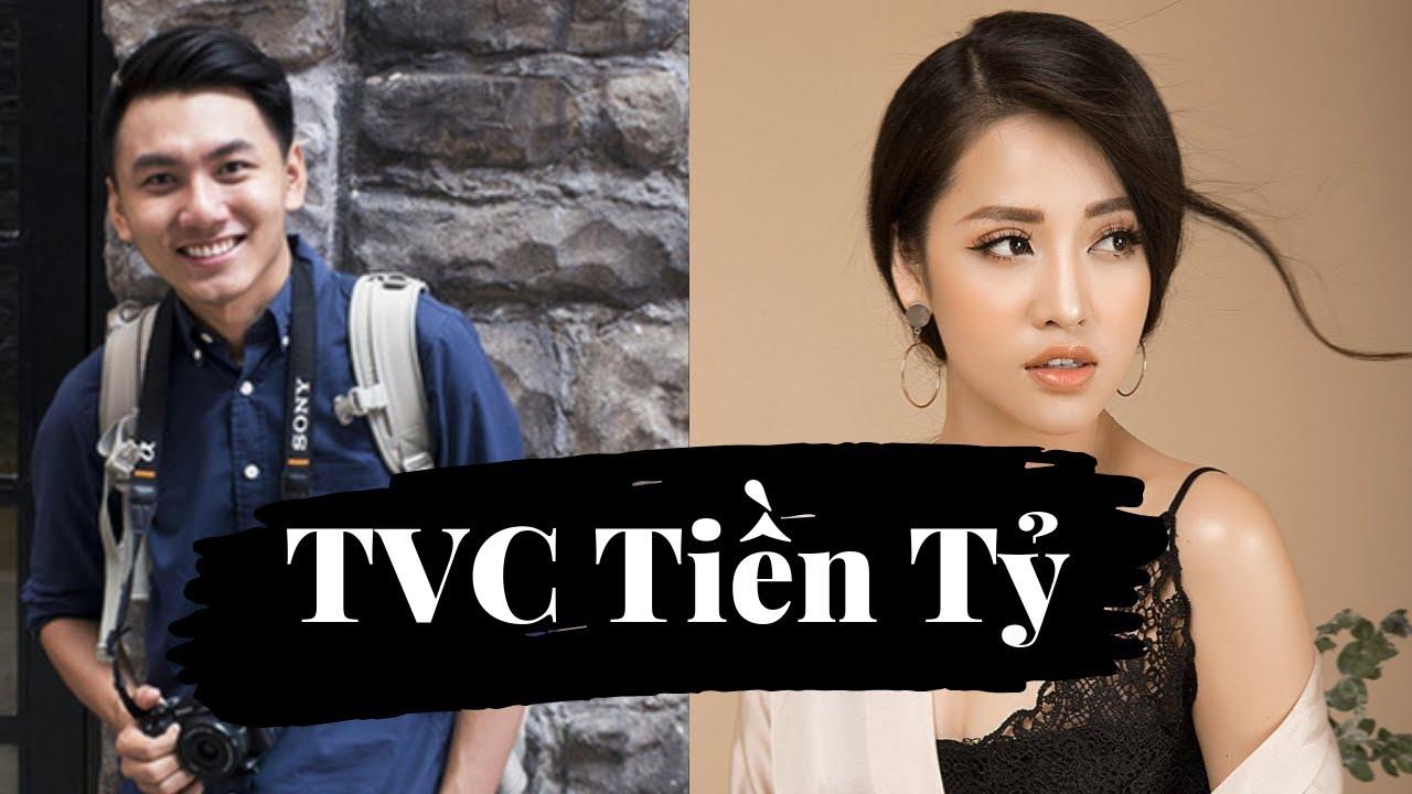 HẬU TRƯỜNG: Puka, Khoai Lang Thang, Thái Vũ BlackBi quay TVC quảng cáo tiền tỷ | Vlogs 2019