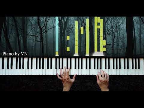 Sebebi bensem sana gülmek çok yakışıyor - Piano VN