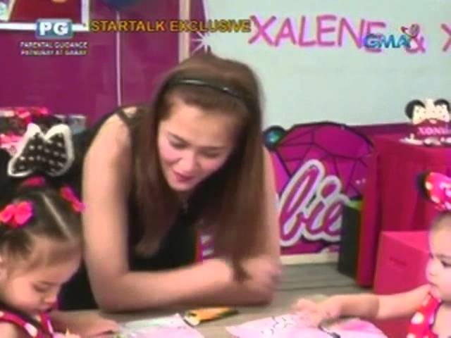 Startalk: Lian Paz: Proud Mom