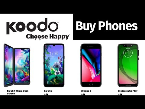 How To Buy Phones From Koodo Mobile