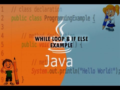 how to break while loop in java