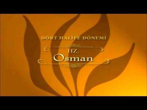 Dört Halife Dönemi HZ. Osman