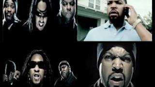 Lil Jon and the East Side Boyz feat. Ice Cube - Roll Call (Dirty)