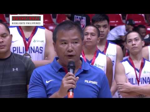 Seaba Gilas Pilipinas Roster 2017