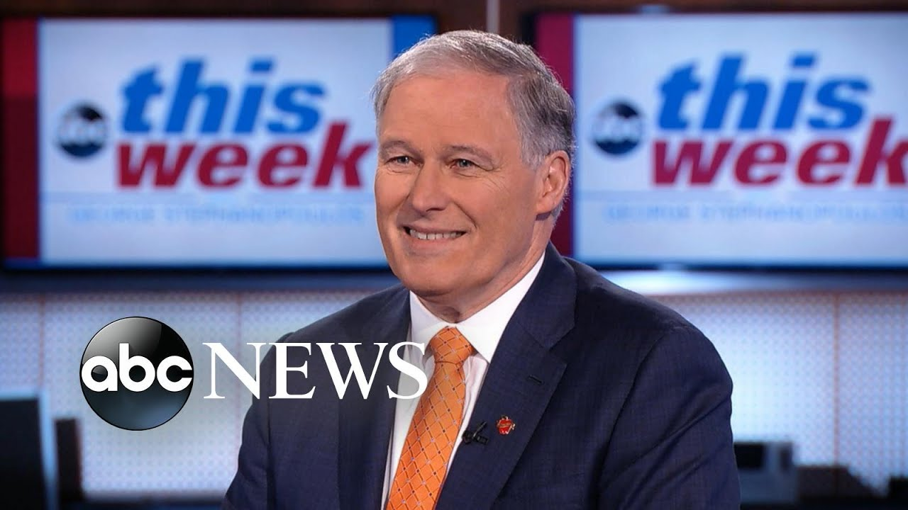 Jay Inslee just wants to save the world from climate change