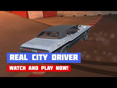 Real City Driver · Game · Gameplay