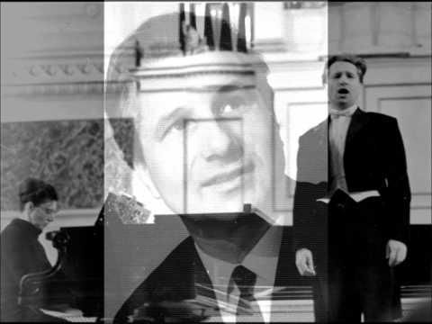 Евгений Бойцов поет три романса А. Варламова