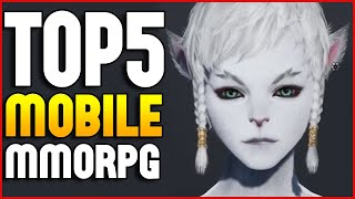 Top 5 Upcoming Mobile Mmorpg 2019 Android/ios Hd