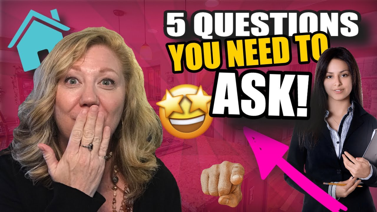 How to Choose a Real Estate Agent | 5 Questions to Ask