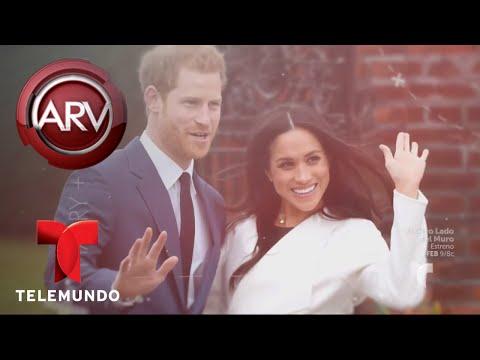 Revelan nuevos detalles de la Boda Real | Al Rojo Vivo | Telemundo