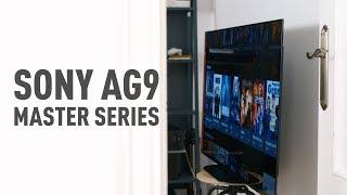 Sony AG9 Master Series review: calidad de imagen y una calibración sobresaliente