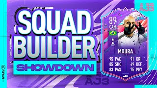 Fifa 21 Squad Builder Showdown!!! FUT BIRTHDAY LUCAS MOURA!!!