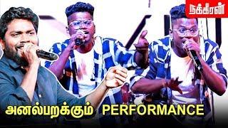 ஆசிபா, மாட்டுக்கறி, எச் ராஜா, ஸ்டெர்லைட்... Arivarasu Kalainesan's Ultimate Performance