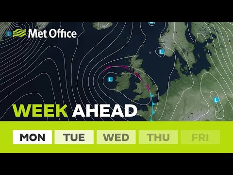 Week Ahead – More Rain To Come? 11/11/19