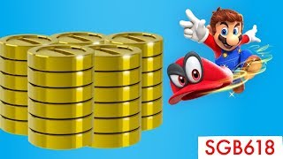 How to get unlimited coins in the Mushroom Kingdom   Super Mario Odyssey