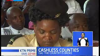 Cash crunch hit counties as treasury blacklist 20 more counties for failing to clear pending bills