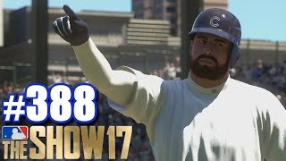 543-FOOT BOMB AT WRIGLEY! | MLB The Show 17 | Road to the Show #388