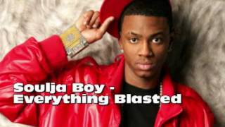 Soulja Boy - EVERYTHING BUSTED (New Fire 2012) Single MP3 Lyrics Download