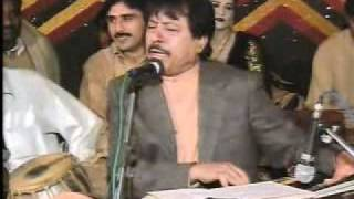 sharafat ali khan dance at attaullah khans song... upload by 03003133383