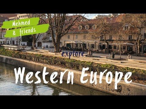 Interrail trip | Western Europe in 3 weeks