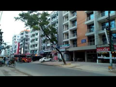 Beautiful City Cox's Bazar in Bangladesh.